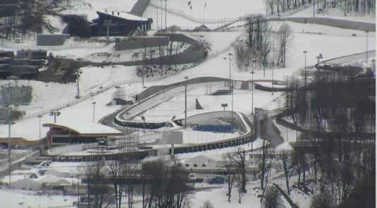 Krasnaya Polyana Winter Olympics Skiing Weather Webcam Sochi Russia