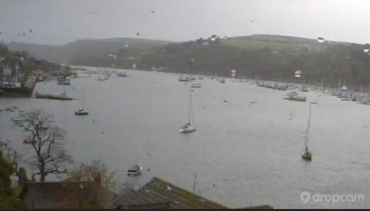 Dartmouth Live River Dart Weather Streaming Webcam Devon