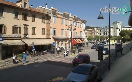 Monfalcone Town Centre Traffic Weather Webcam Monfalcone Italy