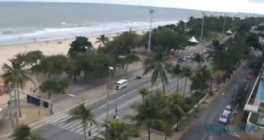 Boa Viagem Beach Traffic Weather Webcam Recife City Brazil