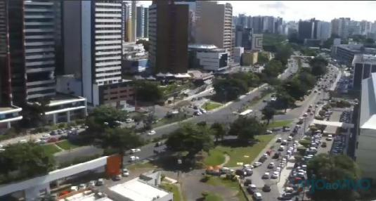 Salvador City Centre Live Streaming Traffic Weather Webcam Northeast Brazil