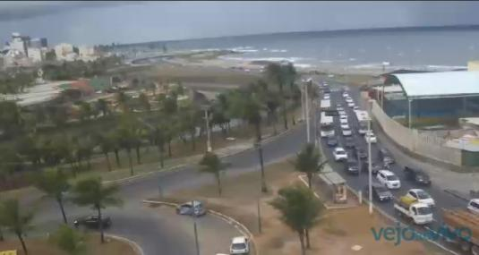Ondina Beach Weather Webcam City of Salvador Bahia North East Brazil
