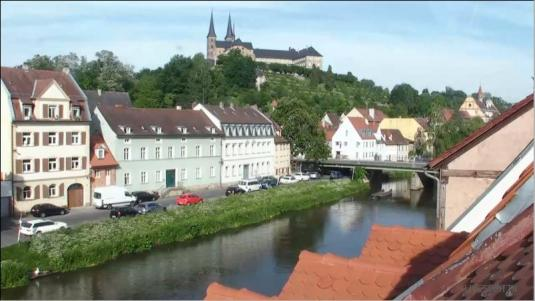 Bamburg Town Centre Live Streaming Weather Webcam Bavaria Germany