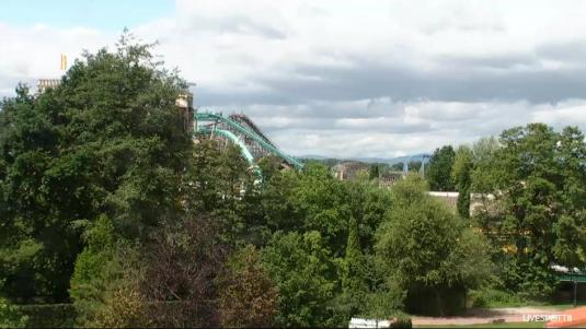 Europa-Park Live Theme Park Streaming Weather Webcam Rust South Western Germany