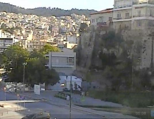 Webcam For The Port Of Kavala