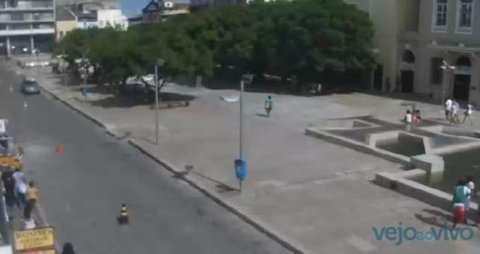 Salvador City Centre World Cup 2014 Brazil Live Streaming Weather Webcam