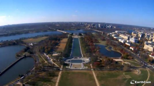 Washington DC Live Streaming Washington DC Landmarks Webcam