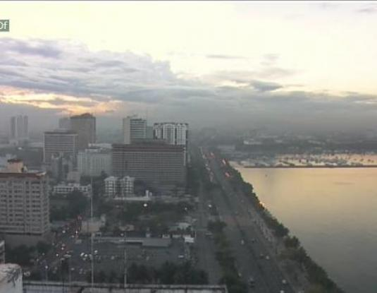 Manila City Centre Live Streaming Weather Webcam Philippines