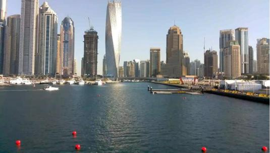 Dubai Marina Live HD Streaming Weather Cam Dubai United Arab Emirates