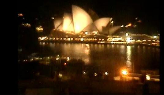 Sydney Opera House Streaming Controllable Webcam Sydney Australia