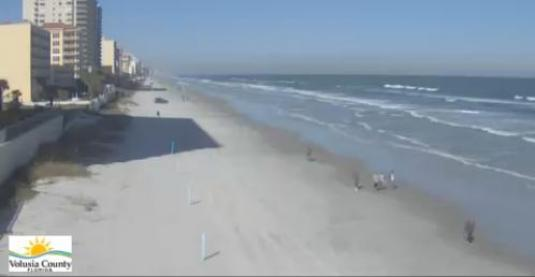 Daytona Beach Live Beach Weather Webcam Florida
