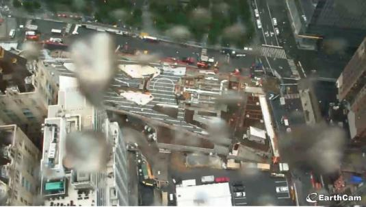 Live Saint Nicholas National Shrine Construction Webcam World Trade Center New York City
