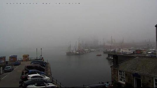 Falmouth Harbour Weather Webcam Falmouth Cornwall