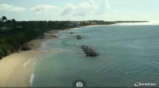 Anguilla Meads Bay Live Holiday Beach Weather Cam Anguilla Caribbean