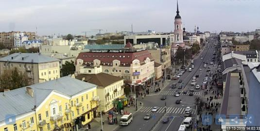 Kaluga City Centre Traffic Weather Web Cam Kaluga Russia