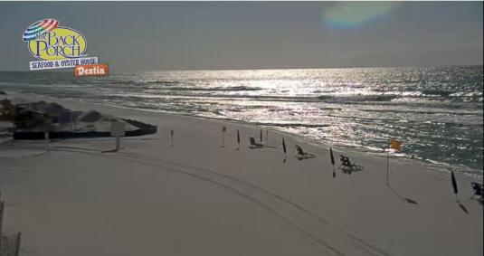 Destin Beach Live Streaming Beach Weather Web Cam City of Destin Florida