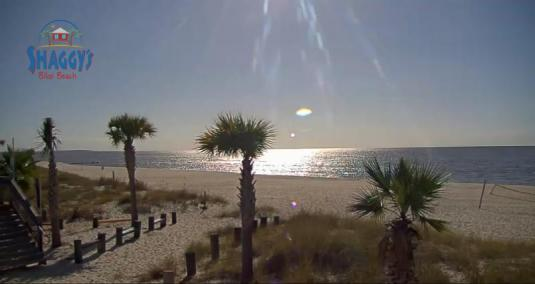 City of Biloxi Live Holiday Seaside Beach Weather Web Cam Mississippi