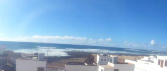 El Cotillo Beach Resort Weather Web Cam Fuerteventura Island Canary Islands