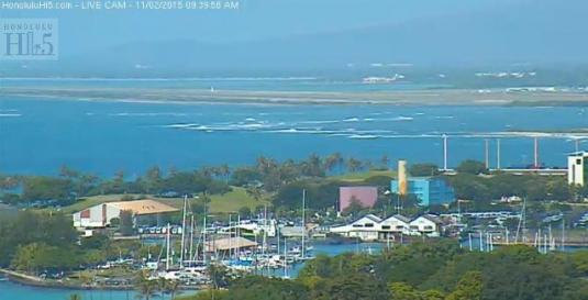 Honolulu International Airport Weather Web Cam Oahu Island Hawaii