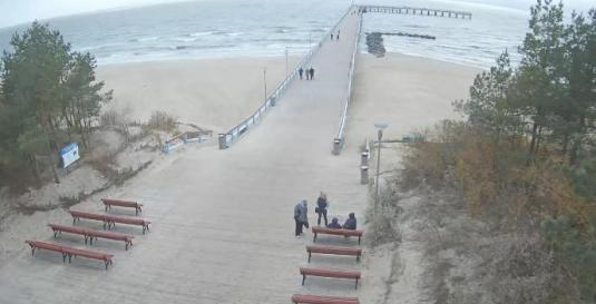Palanga Beach Resort Weather Web Cam western Lithuania