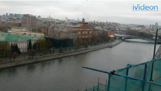 Moscow City Centre Live Streaming Weather Web Cam Moscow Russia