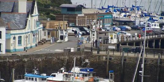 Ilfracombe Live Streaming Harbour Weather Web Cam North Devon England