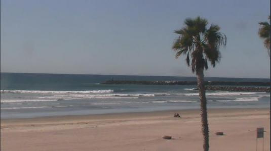 Oceanside Surfing Beach Streaming Weather Web Cam San Diego County CA