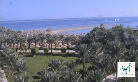 Hurghada Beach Resort Holiday Weather Web Cam Red Sea Egypt