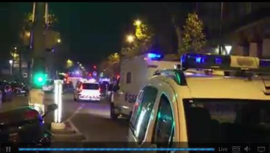 BREAKING NEWS - LIVE PARIS CITY CENTRE STREAM