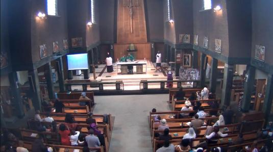 Sacred Heart Catholic Church Camberwell Live Webcam London