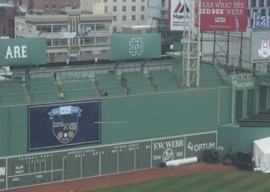 Fenway Park Baseball Stadium Web Cam City of Boston Massachusetts