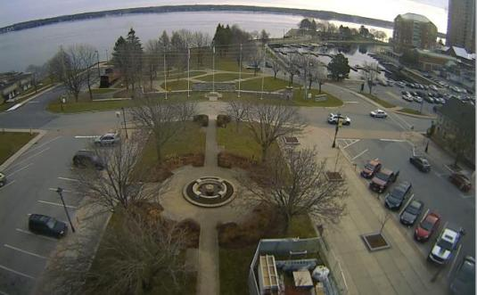 Brockville Downtown Waterfront Weather Web Cam Eastern Ontario Canada