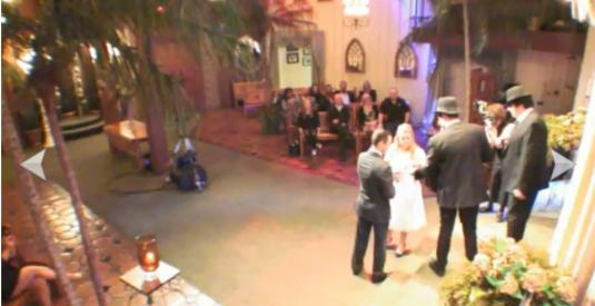 Viva Las Vegas Wedding Chapel Web Cam Las Vegas Nevada