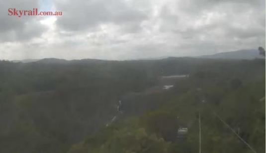 Cairns Rainforest Barron Gorge Weather Webcam Queensland Australia