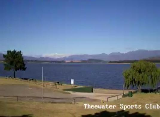 Theewaterskloof Dam Weather Web Cam Villiersdorp South Africa