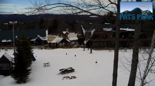 Pats Peak Ski Resort Skiing Slopes Weather Web Cam New Hampshire