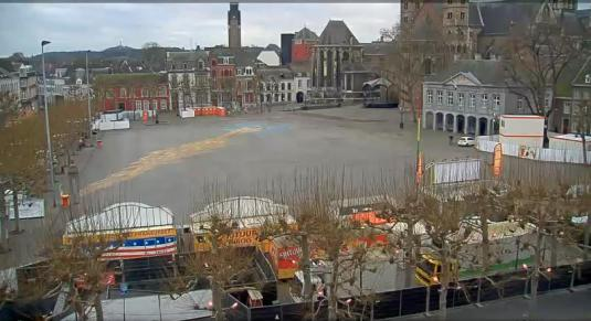 Maastricht Town Centre Weather Web Cam Netherlands
