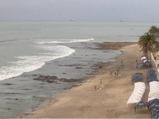 Santa Elena Beach Surfing Weather Web Cam Ecuador