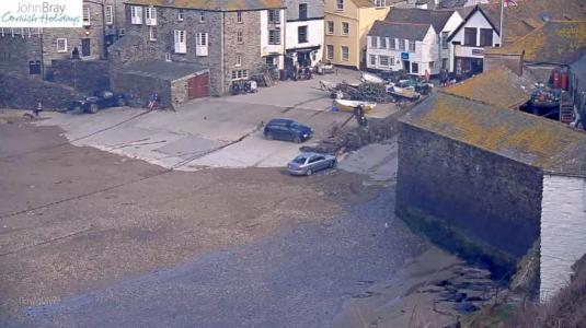 Port Isaac Weather Web Cam North Cornwall England