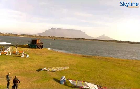 Table Mountain Weather Web Cam Rietvlei Nature Reserve South Africa