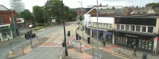 Crosby Live Traffic Weather Web Cam Liverpool Merseyside