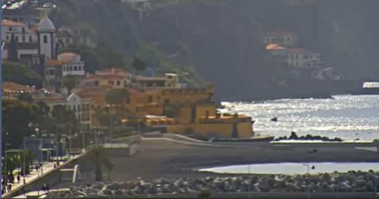 Island of Madeira City of Funchal Holiday Weather Web Cam Madeira