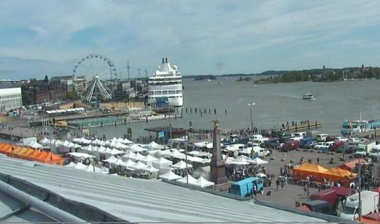 Port of Helsinki South Harbour Ferries Weather Web Cam Finland