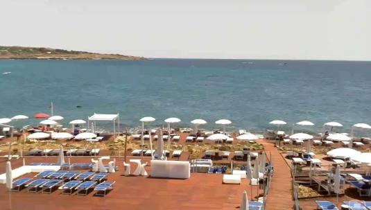 Marina Felloniche Beach Resort Weather Web Cam South East Italy