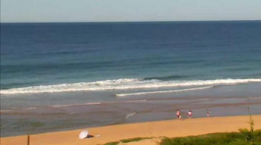 Narrabeen Beach Live Surfing Weather Web Cam New South Wales Australia