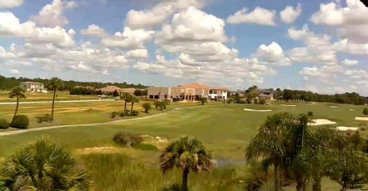 Reunion Golf Resort Holiday Weather Web Cam Kissimmee Florida