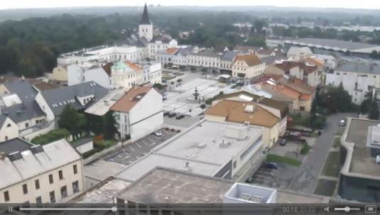 Karviná City Centre Weather Web Cam City of Karvina Czech Republic