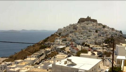 Astypalaia Island Holiday Weather Web Cam Astypalaia Greece