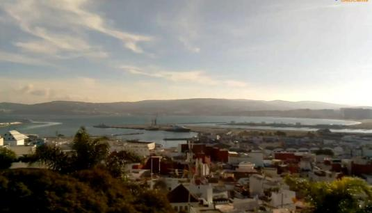 Tangier City Live Weather Webcam Morocco North Africa