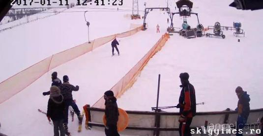 Ski Gyimes Skiing Resort Ski Weather Web Cam Romania